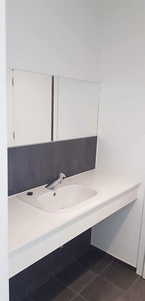 Mobilier de salle de bain sur mesure